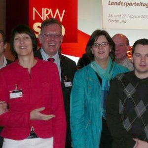 Die Delegierten in Dortmund